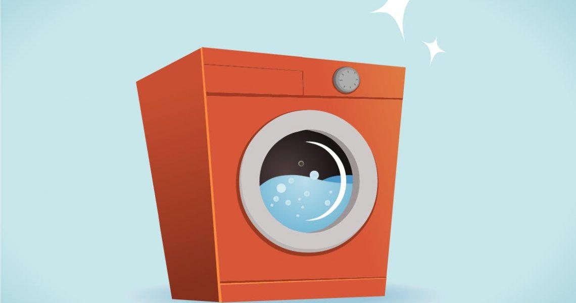 Causas de espuma en la lavadora y consejos para eliminarla